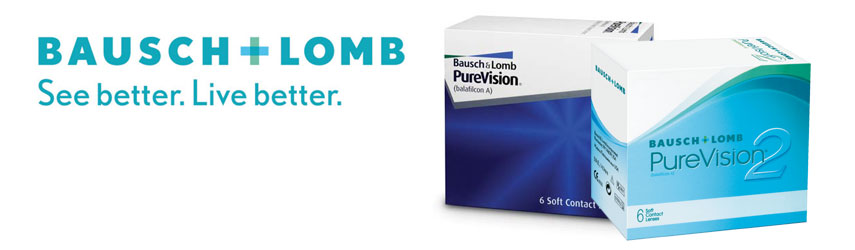 PureVision - Bausch & Lomb