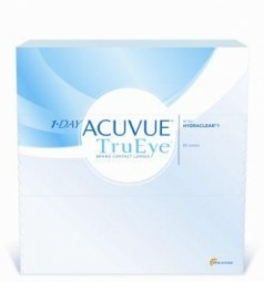 1-Day Acuvue TruEye 90er Box