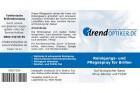trendoptiker.de Reinigungs- und Pflegespray Spar-Set - 3 x 50ml