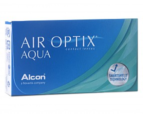 Air Optix Aqua - 3er Box