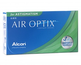 Air Optix for Astigmatism - Monatslinse / 3er Box