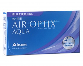 Air Optix Aqua Multifocal - 3er Box