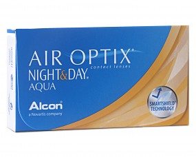 Air Optix Night&Day Aqua - 6er Box