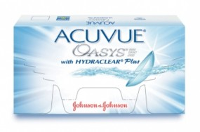 Acuvue Oasys with Hydraclear 24er Box