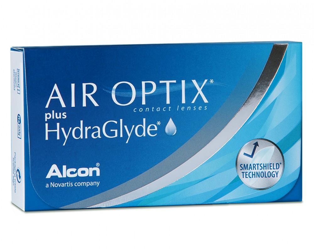 Air Optix HydraGlyde - 6er Box