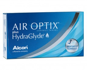 Air Optix HydraGlyde - 3er Box