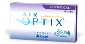 Air Optix Aqua Multifocal - 6er Box