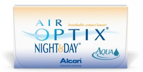 Air Optix Night&Day Aqua - 3er Box