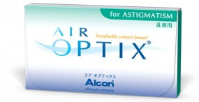 Air Optix for Astigmatism - Monatslinse / 6er Box