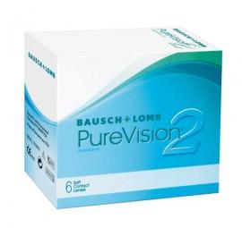 PureVision2 HD - Monatslinsen / 6er Box