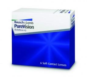 PureVision - Monatslinsen / 6er Box