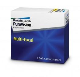 PureVision Multi-Focal - Monatslinsen / 6er Box