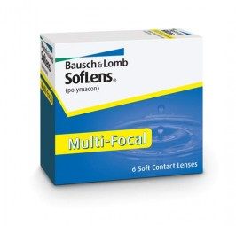 SofLens Multi-Focal - Monatslinsen / 6er Box