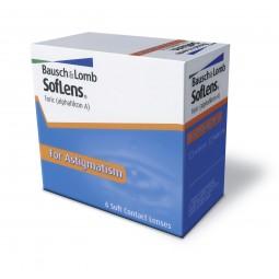 SofLens Toric - Monatslinsen / 6er Box