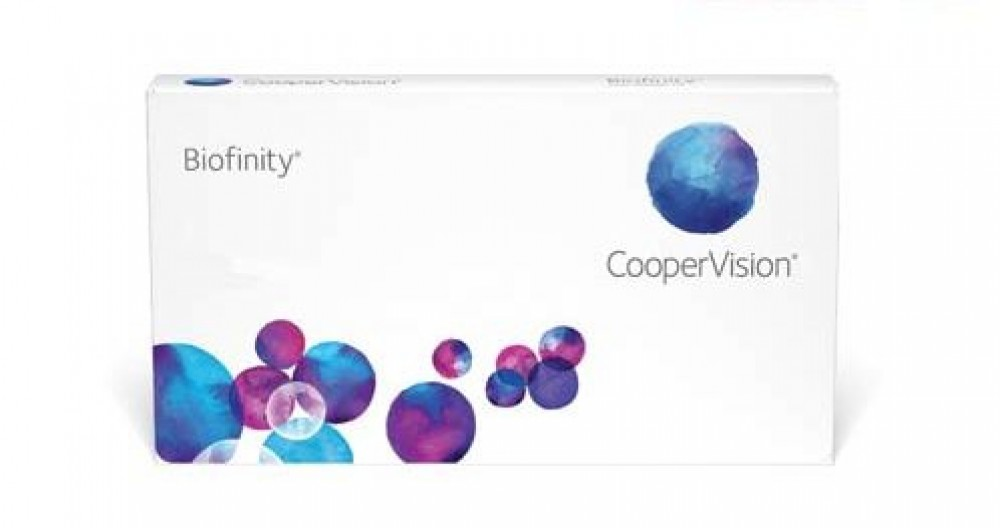 Biofinity Monatslinsen - 6er Box