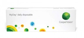 MyDay daily disposable - Tageslinse / 30er Box