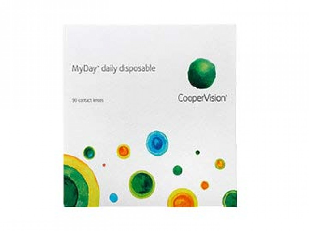 MyDay daily disposable - Tageslinse / 90er Box