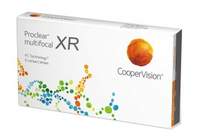 Proclear Multifocal XR - Monatslinsen / 6er Box