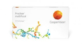 Proclear Multifocal - Monatslinse / 6er Box