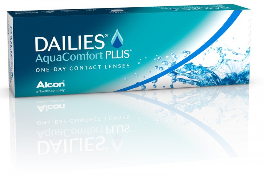 Dailies AquaComfort Plus 30er Box