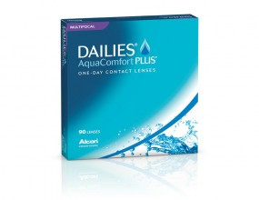 Dailies AquaComfort Plus Multifocal 90er Box