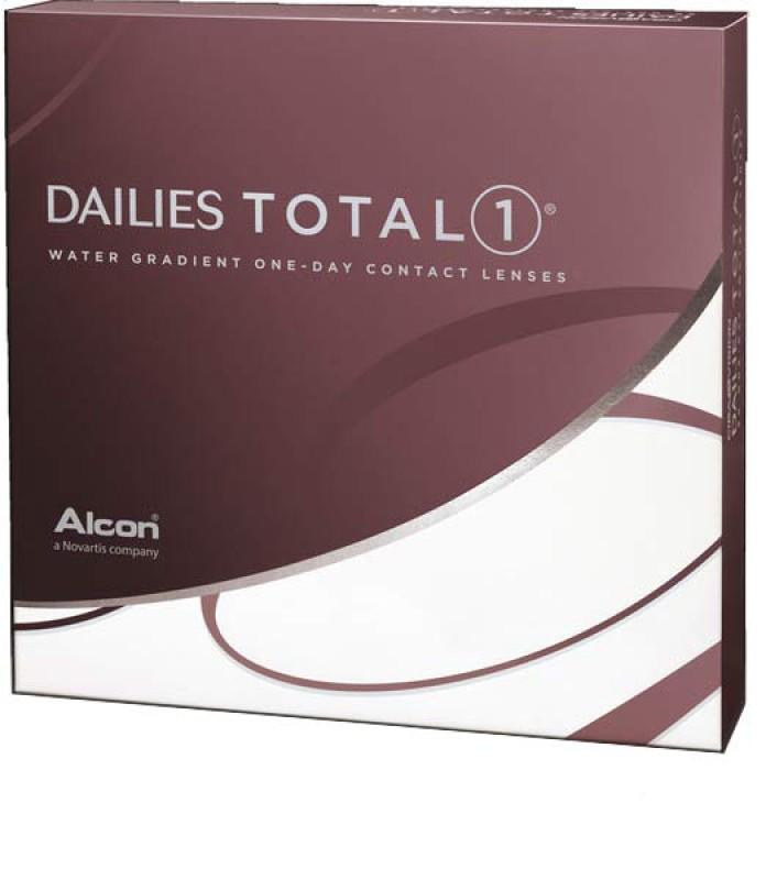 Dailies Total 1 - 90er Box