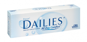 Focus Dailies All Day Comfort 30er Box
