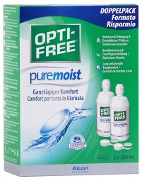 OPTI-FREE pure moist Spar-Set - 2 x 300ml