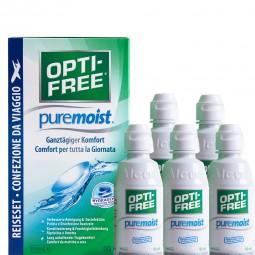 OPTI-FREE pure moist Spar-Set - 5 x 90ml