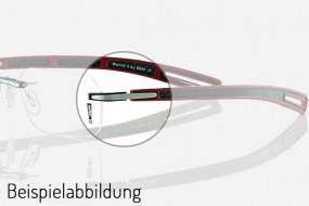 switch it - Backe Kunststoff mit Metalleinlage und Bügeldekor