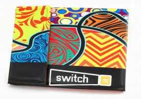 switch it bunte Sammeltasche (für bis zu 10 Garnituren)