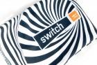 switch it Brillenputztuch schwarz/weiß