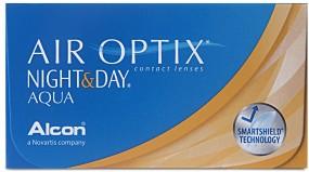 Air Optix Night&Day Aqua - 6er Box