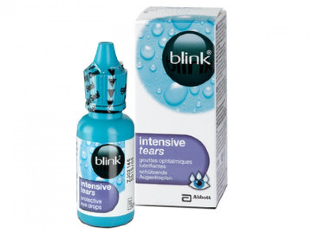 blink intensive tears - 10ml