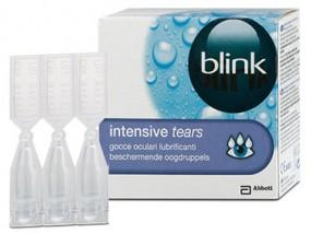blink intensive tears - Einzelampullen - 20 Stück