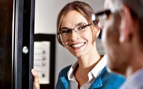 Job: Wie die Brille zum Kompetenzverstärker wird